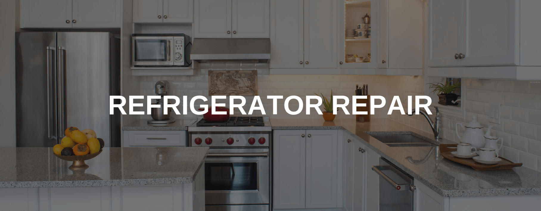 refrigerator repair groton