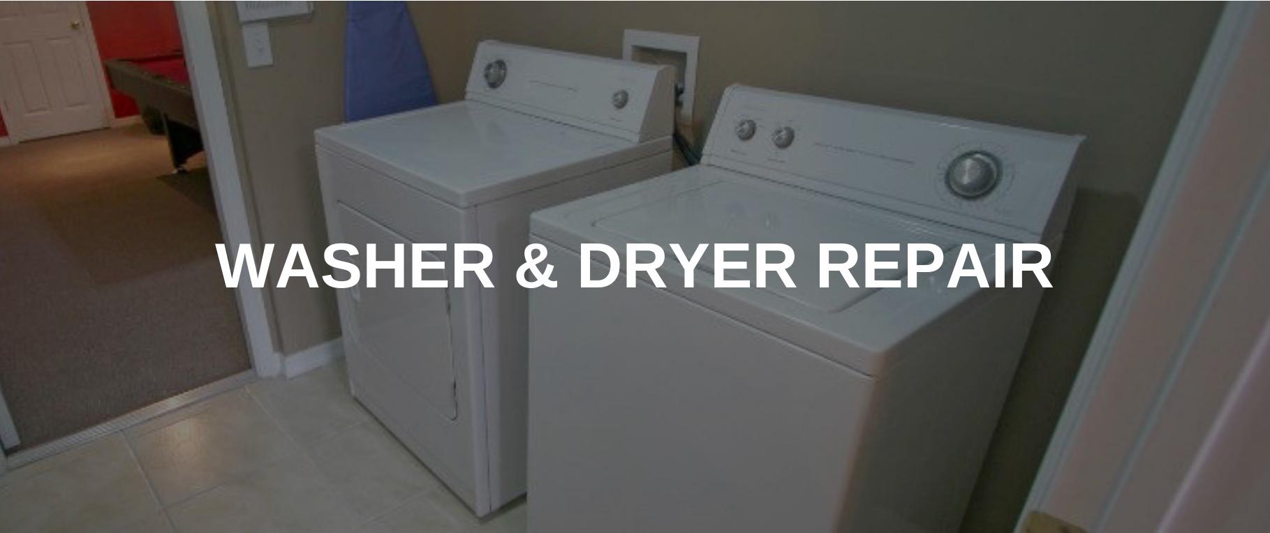 washing machine repair groton